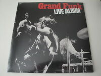 Grand Funk Railroad: Live Album 2 LP, 180 Gramm audiophiles Vinyl, US-Pressung