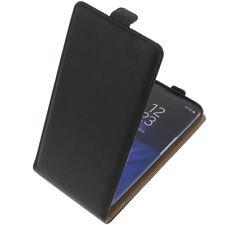 Funda para Samsung Galaxy S8 Plus Tipo Flip Funda protectora con tapa negro