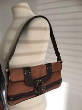 Tod's Designer Brown 100% Genuine Leather Bag.
