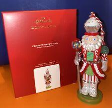 2020 Hallmark Confectionery King Noble Nutcrackers Keepsake Ornament #2