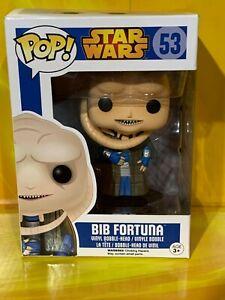 Star Wars - Funko Pop! 53 - Bib Fortuna