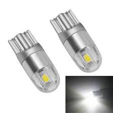 2pcs High Power Car Led W5W T10 194 168 Bulbs Lamp Interior Light Parking White