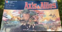 Axis & Allies 1986 Board Game Milton Bradley Replacement Parts Pieces