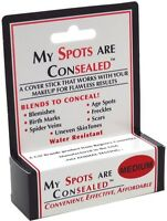 My Spots Are Consealed A Cover Stick, Medium 0.15 oz (Pack of 2)