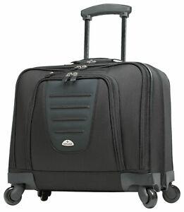 Samsonite - Mobile Office Spinner Travel Bag - Black