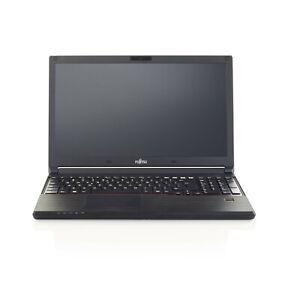 FSC Lifebook E556 i7-6500U 2x2,5GHz 8GB 256GB 1920x1080 DVD-RW LTE Webcam WIN10