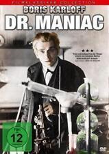 DVD - BORIS KARLOFF - Dr.Maniac (2014) - NEU & OVP