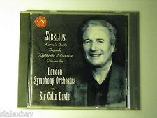 Sibelius : Karelia Suite Tapiola Nightride & Sunrise Finlandia CD1999 RCA suite