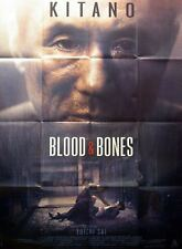 BLOOD AND BONES - T.Kitano - 47x63 FRENCH POSTER
