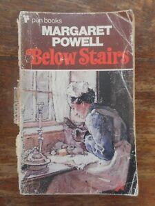 Below Stairs Margaret Powell Paperback Book 1971
