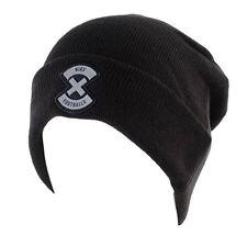 Nike Football X Training Unisex Beanie Cap Skull Black Reflective Silver OS