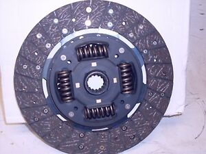 "FITS Case IH D45 Farmall 45 Farmall 50  TRACTOR CLUTCH Disc  10 1/4""   16 spline"