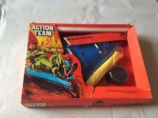 "GI Joe Action Team ""WIND-CAR"" 1970 HASBRO NEW IN BOX"