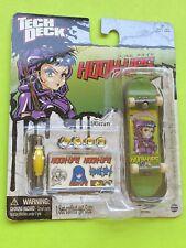 Tech Deck Hook-Ups Dream Girl Reaper Doll  Finger Board New In Plastic