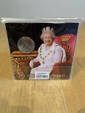 The Royal Mint 2012 Diamond Jubilee Uncirculated Coin Set SEALED