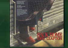 ERIC CLAPTON - BACK HOME LIMITED EDITION  CD + DVD DIGIPACK NUOVO SIGILLATO