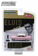 Greenlight  Elvis 1955 Cadillac Fleetwood Series 60 with Figure 1/64 CAR 51210