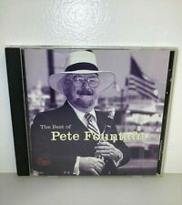 MUSIC CD:  PETE FOUNTAIN- THE BEST OF PETE FOUNTAIN; 2003