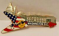"Original Hardrock Cafe ""Washington D.C."" Pin"