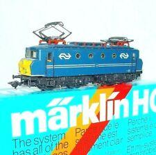 Marklin AC HO 1:87 Dutch NS 1135 Blue With Nose ELECTRIC LOCOMOTIVE NMIB`80 Nice