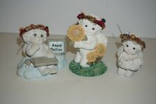 Dreamsicles Figurine Lot of 3