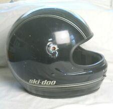 Vintage Bell Ski-Doo Snowmobile Helmet.  Size XXL.  Missing the visor.