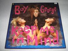 """BOY GEORGE MAXI VINYL 12 """" GERMANY KEEP ME IN MIND"""