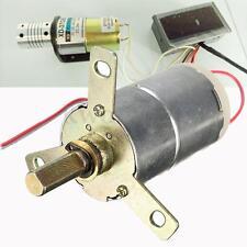 1PC DC 12V 25 RPM High Torque Gear-Box Stabilivolt Electric Motor Replacement