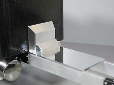 Aluminum Shock Box & Frame Rail Cover Plate Set Tamiya RC 1/14 King Hauler Semi