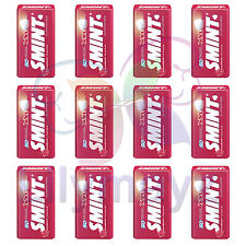 SMINT XXL Strawberry Sugar FreeTins - 12 Packs - Sent Via First Class Post