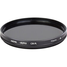 Hoya ALPHA 58mm Circular Polarizer CPL Digital Lens Filter US Dealer C-ALP58CRPL