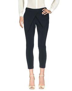 Pantaloni Donna VIOLET ATOS LOMBARDINI Made in Italy H114 Nero Tg 44