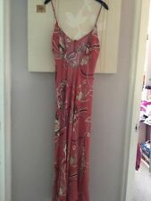 Zara Regular Size Maxi Viscose Dresses for Women