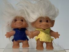 Pair of Vintage Trolls | Made in Denmark | Dam?