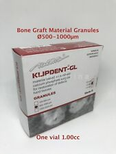 Dental Implant β-Tricalcium Phosphate Bone Graft Material Sterile 1.00cc CE