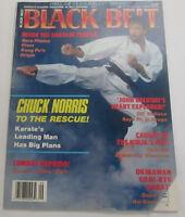 Black Belt Magazine Chuck Norris & Shaolin Temple September 1988 102914R