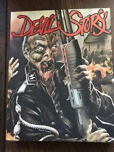 Devil Story Blu Ray W Slip Vinegar Syndrome Region Free