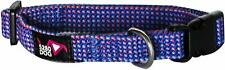 5280DOG Royal Blue Braided Collar Medium