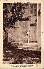 CPA SOLLIÉS VILLE L'Oustaou de Maurin des Maures (411447)