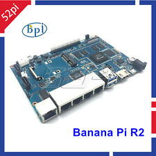 In Stock!! Banana PI R2 Single Board Computer Open Source Smart Wireless Router