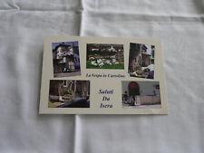 Vespa Piaggio seltene Einladungskarte v. Vespa Club di Isera Italien v. 2013