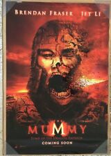 MUMMY 3 TOMB OF THE DRAGON EMPEROR MOVIE POSTER 2 Sided Advance INTL 27x40