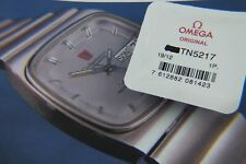 Vintage 1970s Omega Megasonic 720Hz Watch CRYSTAL 063 TN5217 for 198.0048