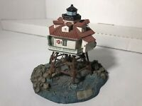 Harbour Lights 181 Thomas Point Shoal, MD Lighthouse, COA, Box #5434 c.1996