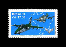 Aircraft Aviation P-47 Thunderbolt - AMX Mi 2398 Sn 2300 Yt 2003 RHM 1721 Brazil