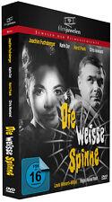 Die weiße Spinne - Louis Weinert-Wilton - Joachim Fuchsberger - Filmjuwelen DVD