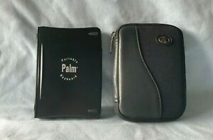 Palm Pilot IIIxe Handheld PDA LCD Organizer Device with Keyboard ,Carrying case:
