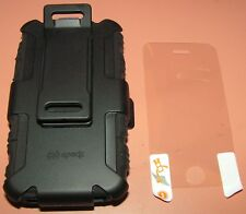 Speck ToughSkin Silicone case with holster for Apple iPhone 3G/3GS, Black NEW
