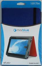 "Amazon Kindle Fire HD 7 MarBlue Atlas Plus Case (4th Gen 2014 7"") - Royal Blue"