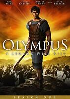 Olympus: Season One 1 (DVD, 3-Disc Set) Series - MASSIVE 10 HOURS ! Rare